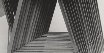 schlagheck-produktdesign-archiv-folkwang-werkkunstschule-metallklasse-formenspiel-gestapelte-arbeitstischboecke-design-1950